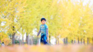 Enfant japonais