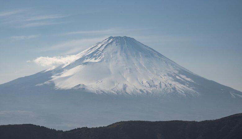 Le mont Fuji symbole du Japon