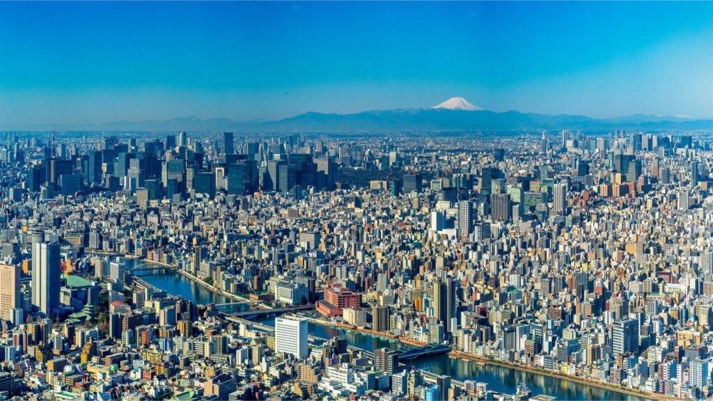 Les villes les plus peuplees du Japon en 2020
