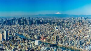 Les villes les plus peuplees du Japon en
