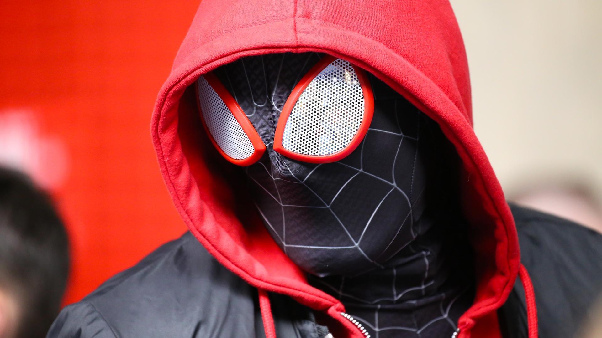 Cosplay de Spiderman