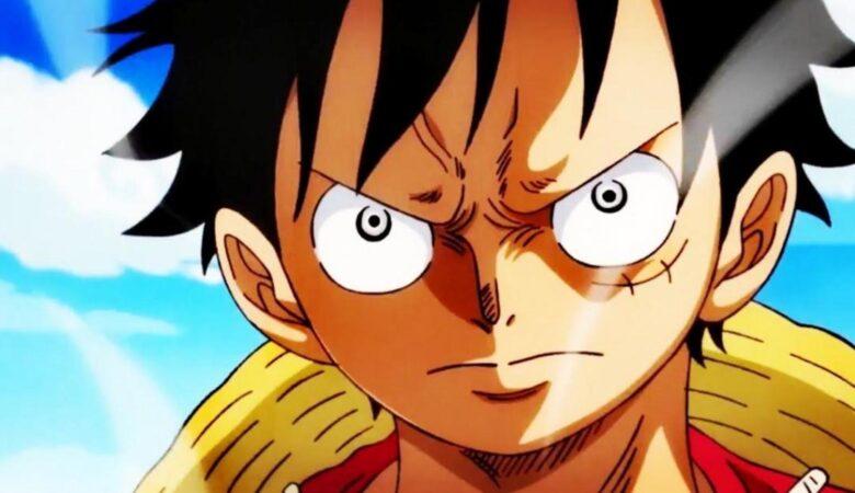 Luffy cicatrice sous loeil