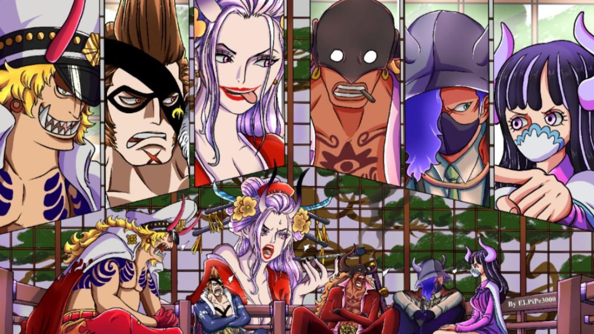 One Piece 1006