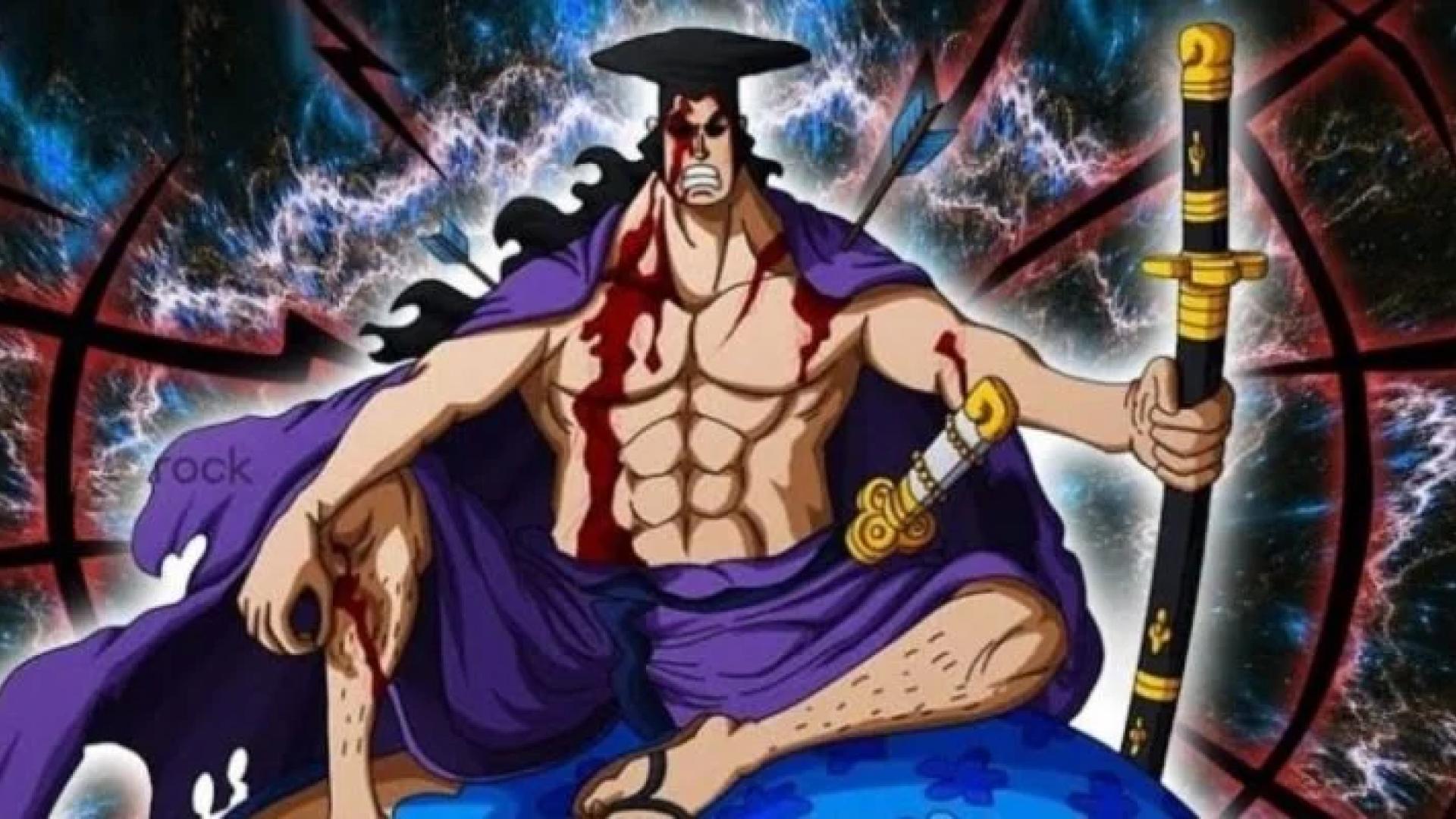 One Piece Chapitre 1008