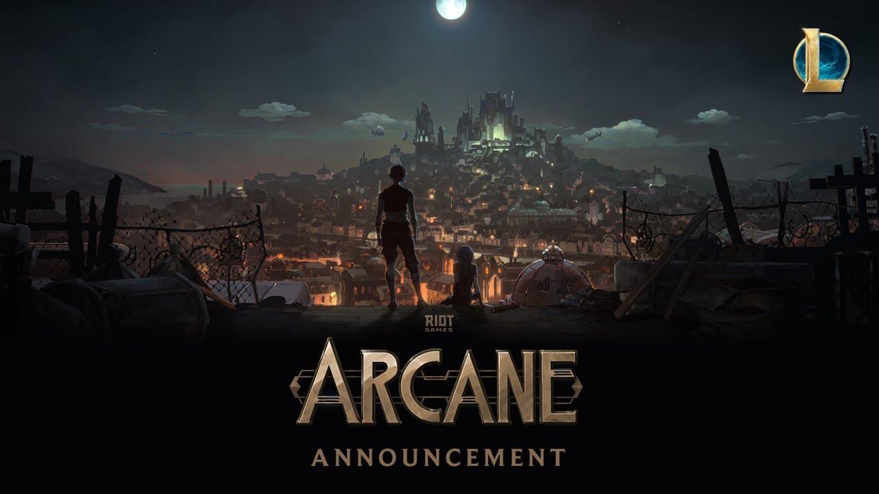 League of Legends Arcane