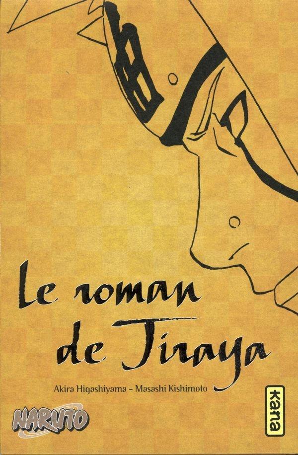 Livre de Jiraya