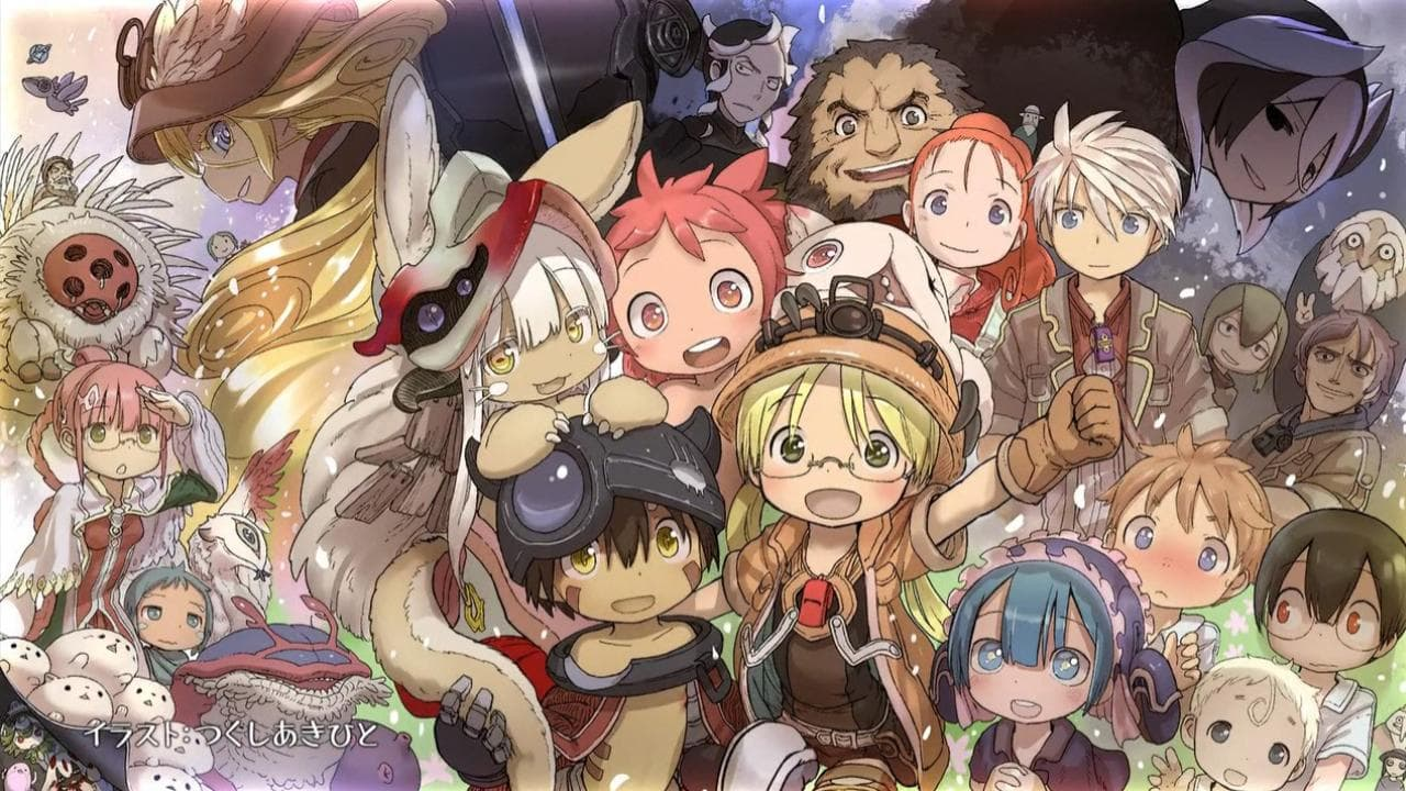 Made in Abyss Saison 2