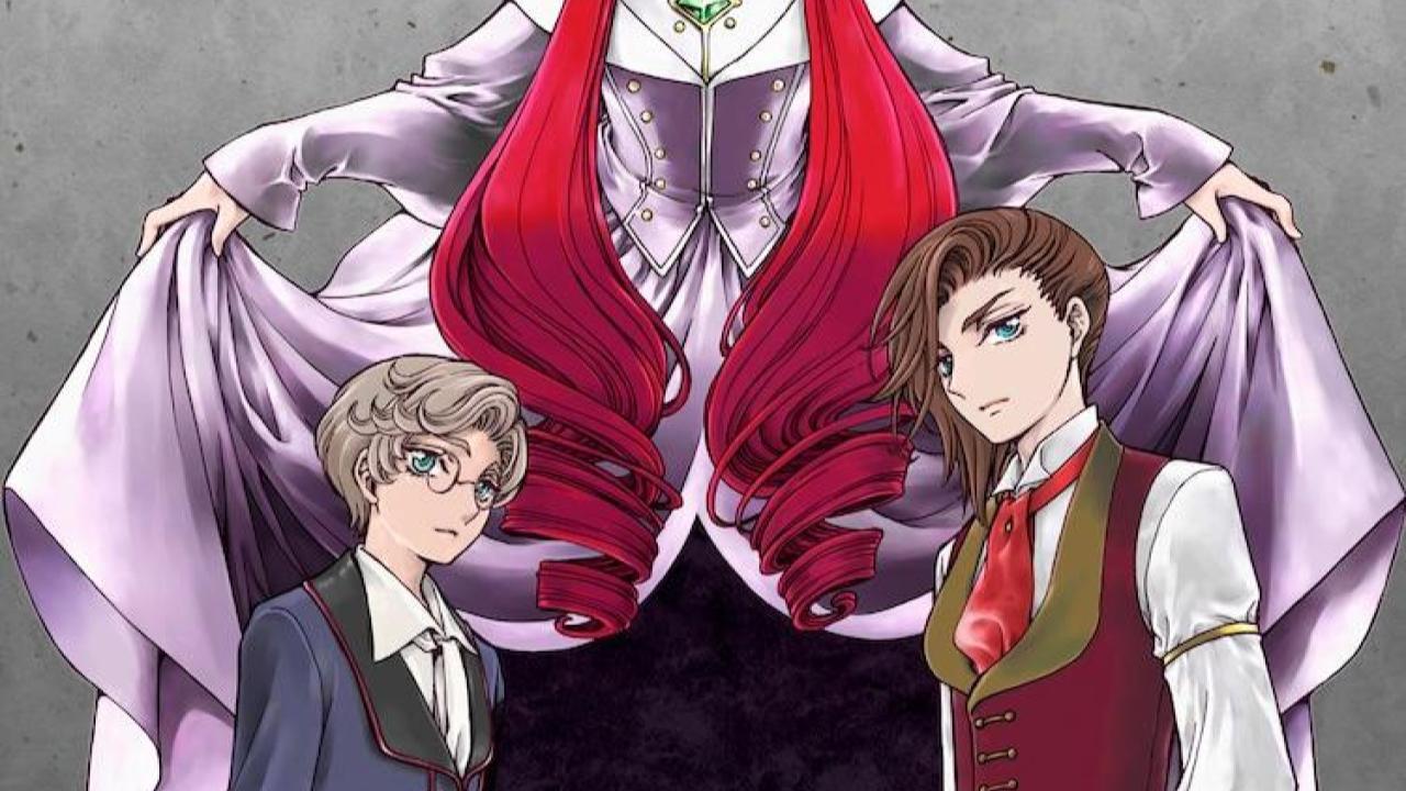 Anime sur Les contes de Grimm