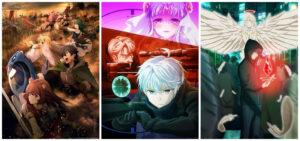 Animes de l'automne 2021