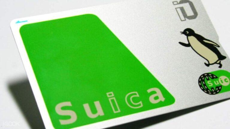 Carte Suica