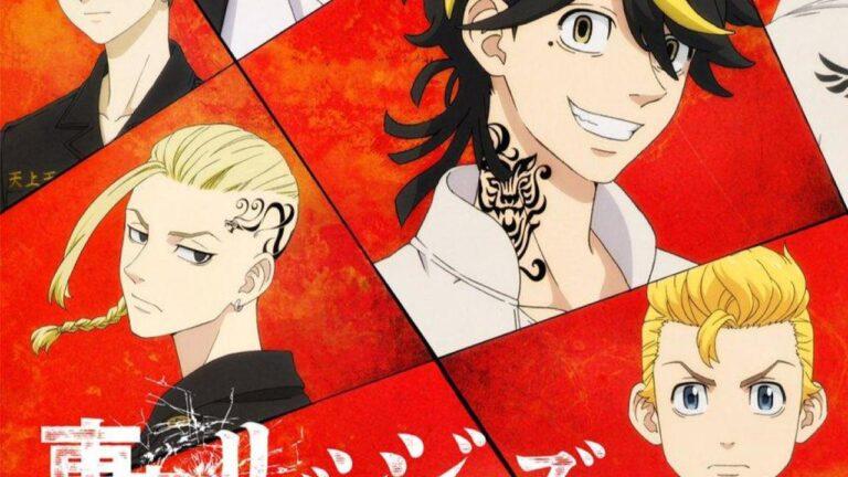 Illustration de la suite de lanime Tokyo Revengers
