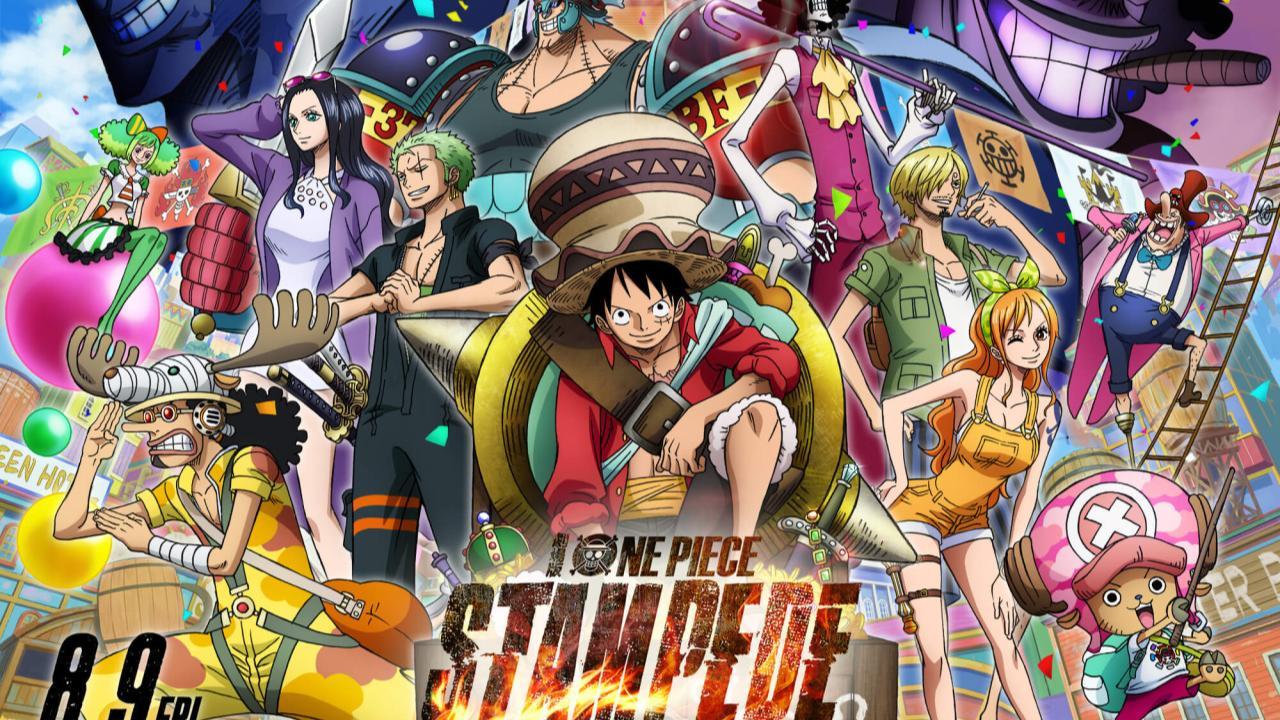 One Piece Stampede Une