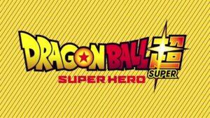 Dragon Ball Super Super Hero