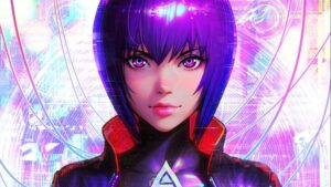 Ghost in the Shell SAC 2045 Affiche