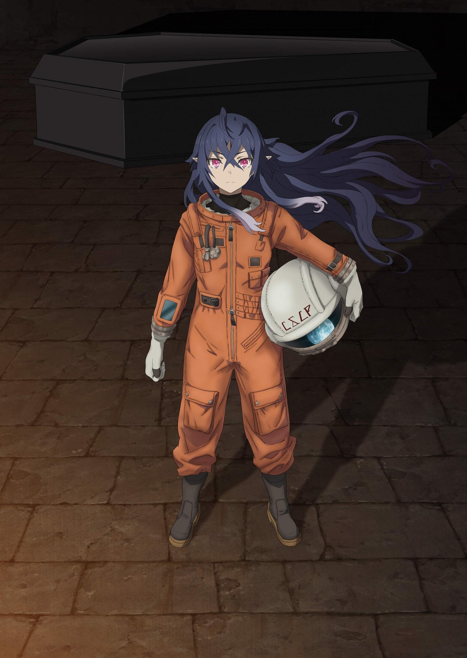 Tsuki to Laika to Nosferatu Visuel 1