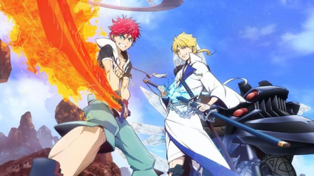 Anime Orient Image de Une