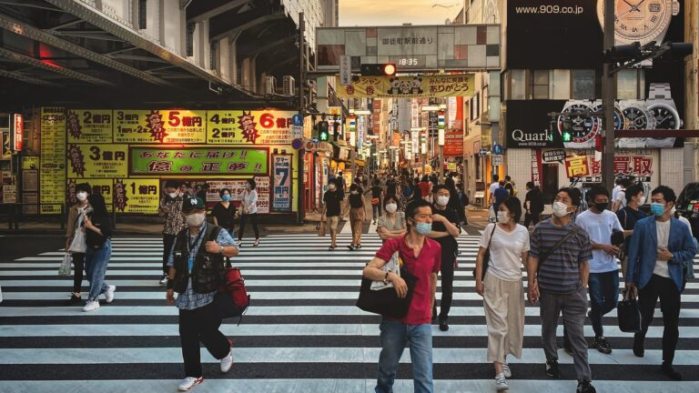 Population japonaise