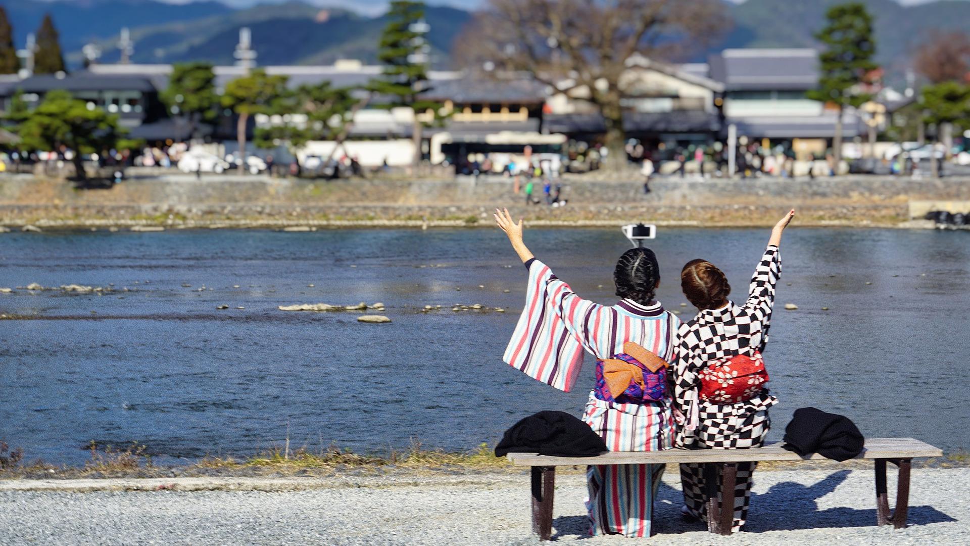 Deux Japonaises