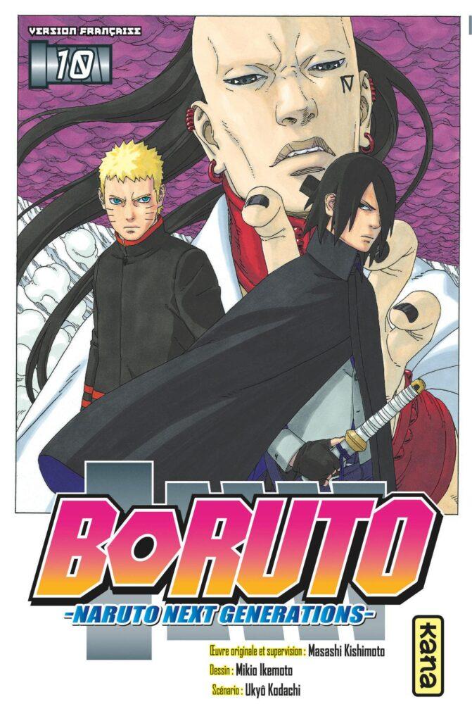 Boruto T10
