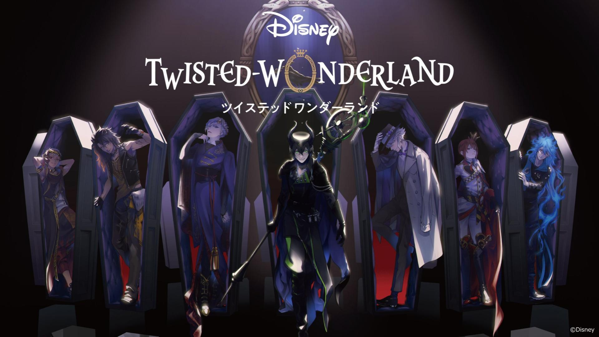 Disney Twisted Wonderland