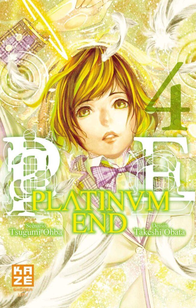 Platinum End T04