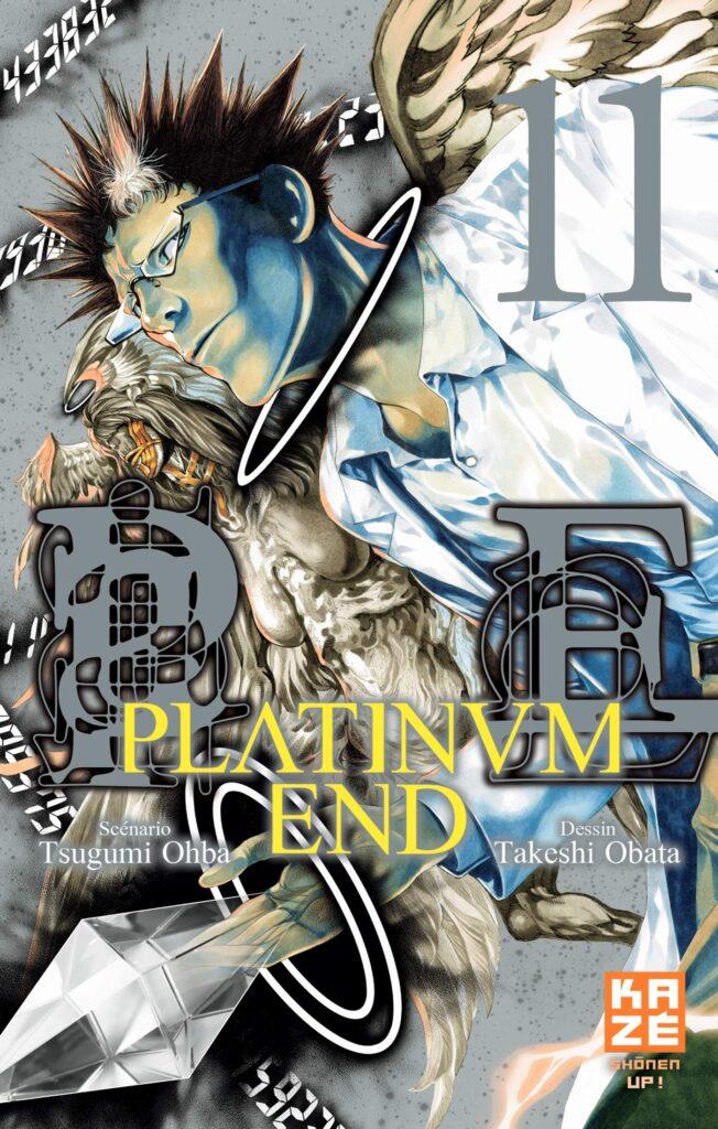 Platinum End T11